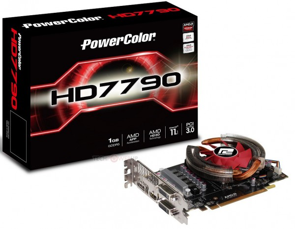 PowerColor HD 7790 OC