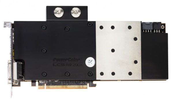 PowerColor Radeon LCS R9 290X