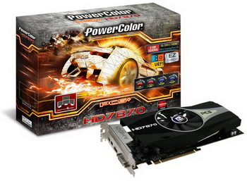 PowerColor PCS+ HD7870 EZ Edition