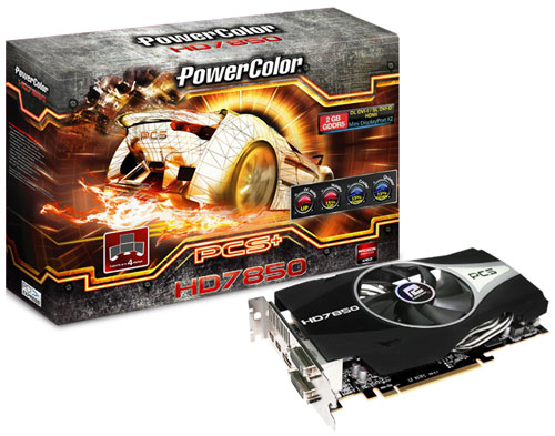 PowerColor PCS+ HD 7850