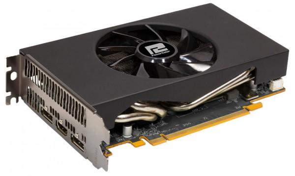 PowerColor Radeon RX 5600 XT ITX (AXRX 5600XT ITX 6GBD6-2DH)