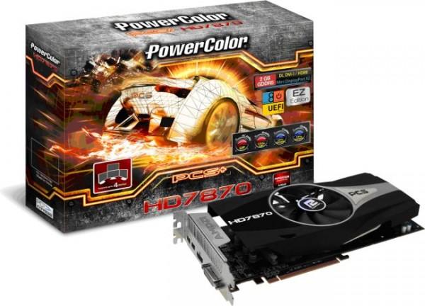 PowerColor Radeon HD 7870 EZ