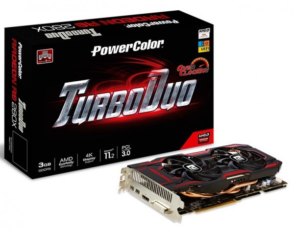 PowerColor TurboDuo Radeon R9 280X OC