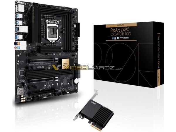 ASUS ProArt Z490 Creator 10G