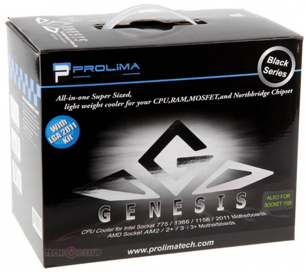 Prolimatech Black Series Genesis