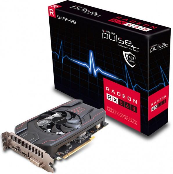 Sapphire Radeon RX 560 Pulse
