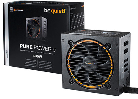 be quiet!, Pure Power 9 CM