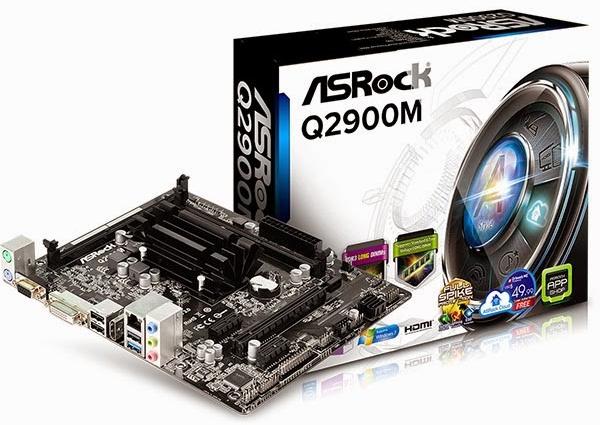 ASRock Q2900M