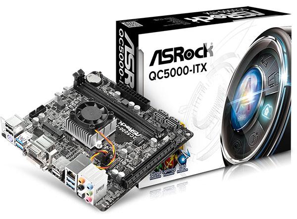 ASRock QC5000-ITX