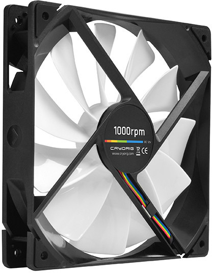 Cryorig QF140 Performance