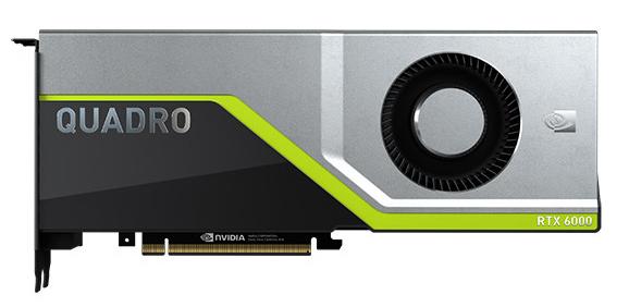 Quadro RTX 6000, RTX 5000