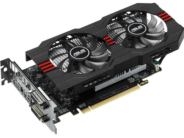 ASUS Radeon R7 360 Dual Fan