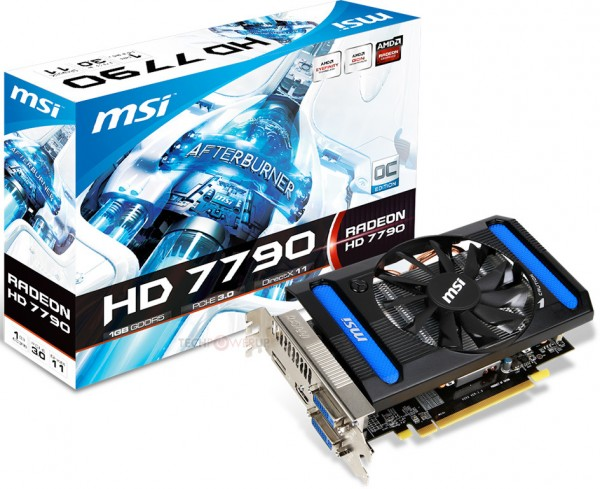 MSI R7790-1GD5OC