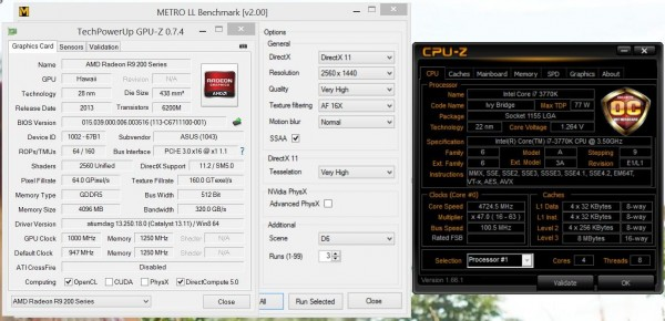Speedy1612, PowerColor Radeon R9 290 OC