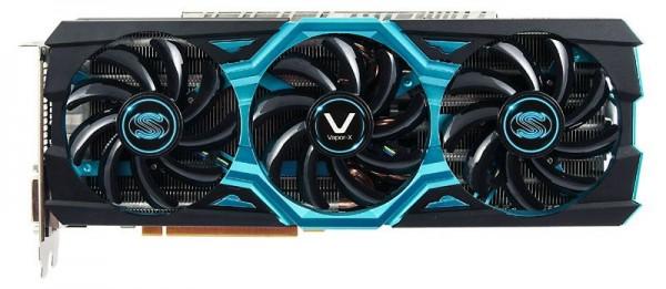 Sapphire Radeon R9 290X с 8 Гбайт
