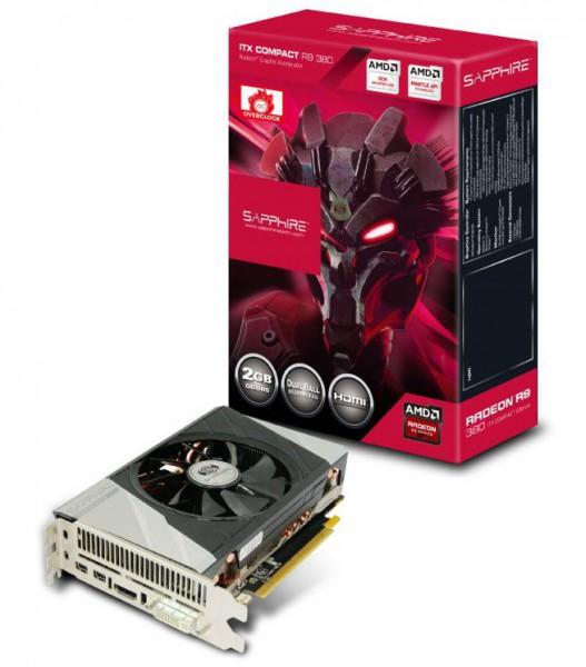 Sapphire Radeon R9 380 2G D5 (ITX)