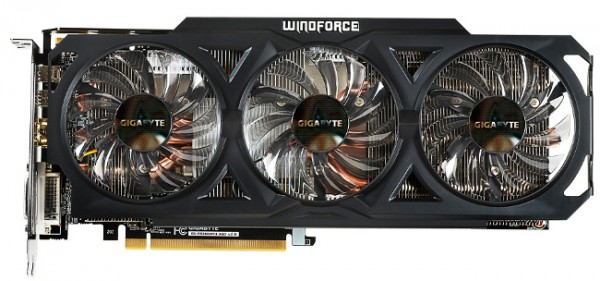 Gigabyte Radeon R9 280 WindForce OC (R928WF3OC-3GD)
