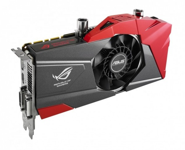 ASUS GeForce GTX 770 Poseidon