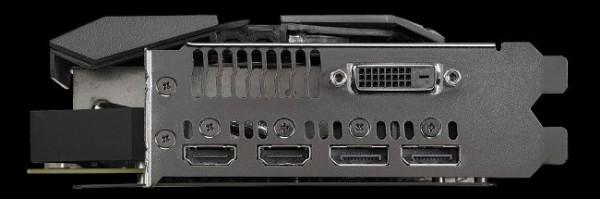 ASUS Radeon RX Vega 64 ROG Strix ОС