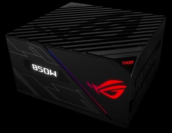 ASUS, ROG Thor 1200W Platinum, ROG Thor 850W Platinum