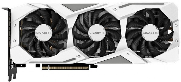 Gigabyte GeForce RTX 2070 Gaming OC White