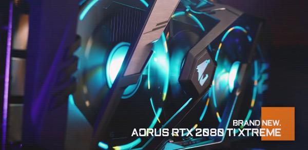 Gigabyte AORUS GeForce RTX 2080 Extreme и RTX 2080 Ti Extreme