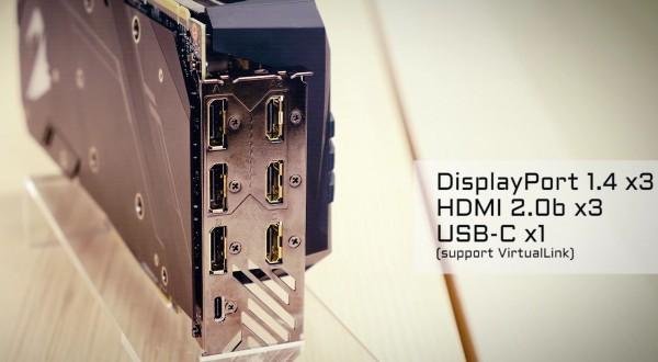 Gigabyte, AORUS, GeForce RTX 2080 Extreme, RTX 2080 Ti Extreme