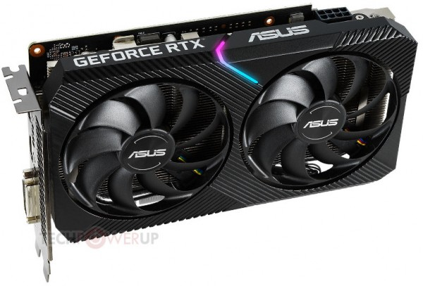 ASUS GeForce RTX 2060 DUAL Mini