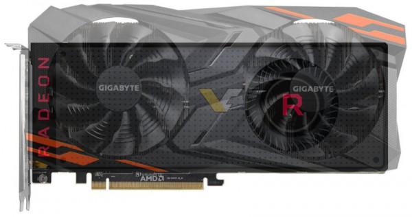 Gigabyte Radeon RX Vega 64 GAMING OC