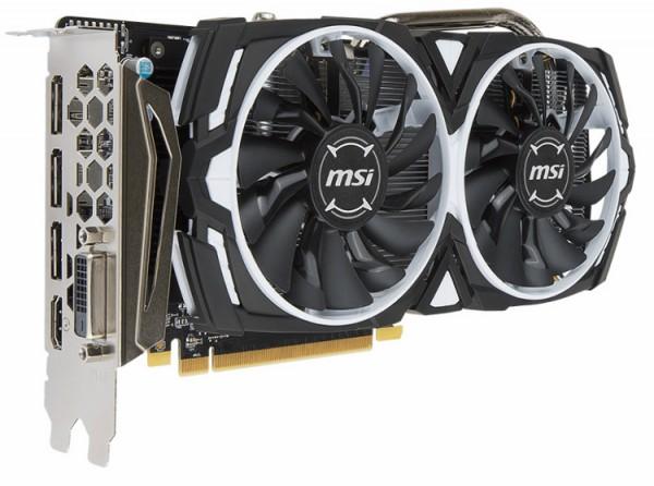 MSI Radeon RX 470 ARMOR 8G OC