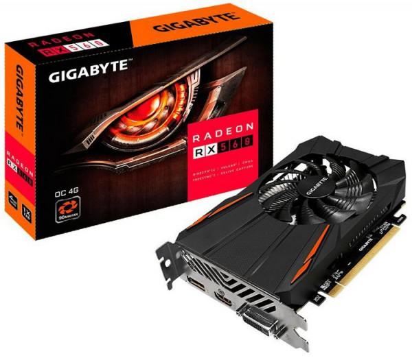 Gigabyte Radeon RX 560 OC 4G