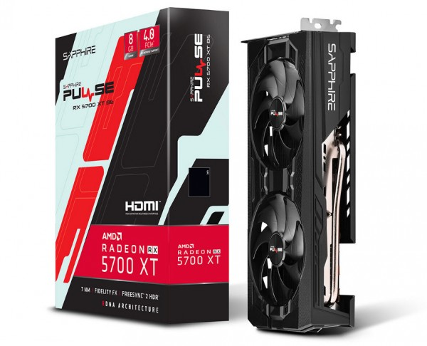 Sapphire Radeon RX 5700 XT Pulse BE
