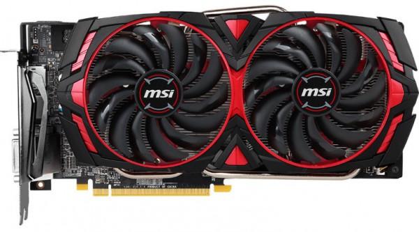 MSI Radeon RX 580 Armor MK2