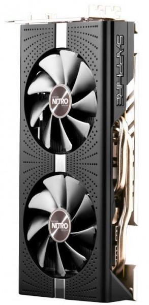 Sapphire Radeon RX 590 Nitro+ OC