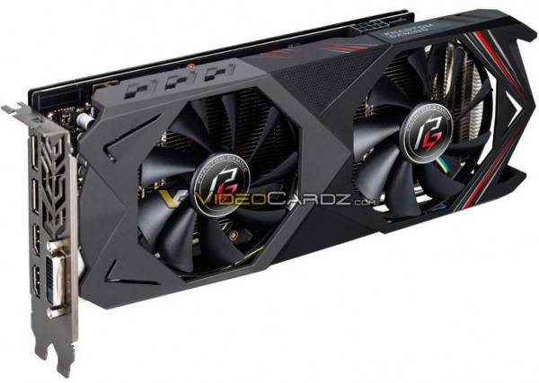 ASRock Radeon RX 590 Phantom Gaming