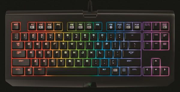 Razer BlackWidow Tournament Edition Chroma