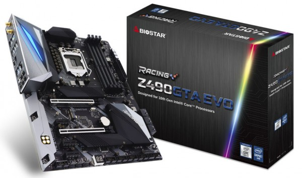 Biostar Racing Z490GTA EVO