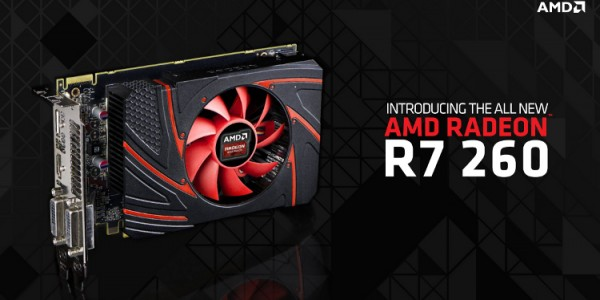 Radeon R7 260