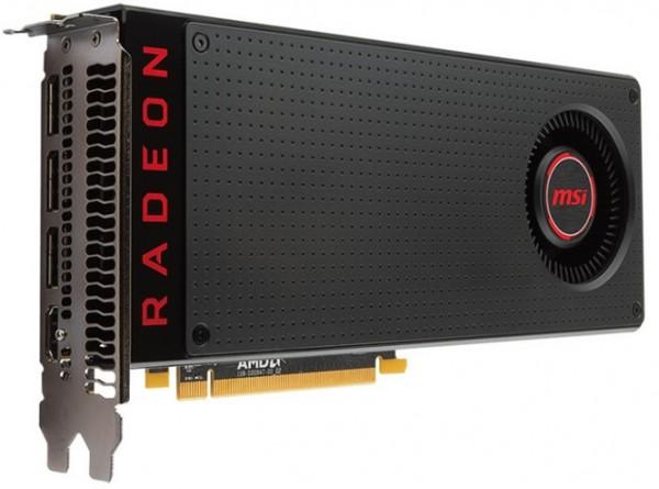 Radeon RX 580X, RX 570X, RX 560X, RX 550X