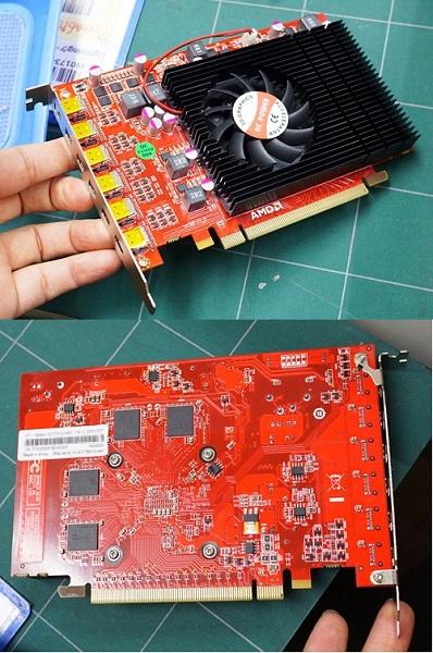 Igaguri Radeon HD 7750