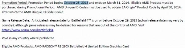 Radeon, R9 290X, Battlefield 4