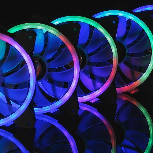Raijintek Iris 14 Rainbow RGB 140