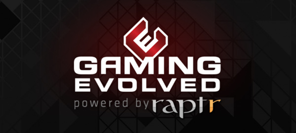 AMD Gaming Evolved Raptr