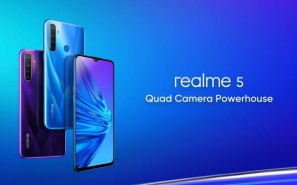 Realme 5 и Realme 5 Pro