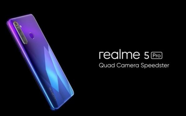 Realme 5, Realme 5 Pro