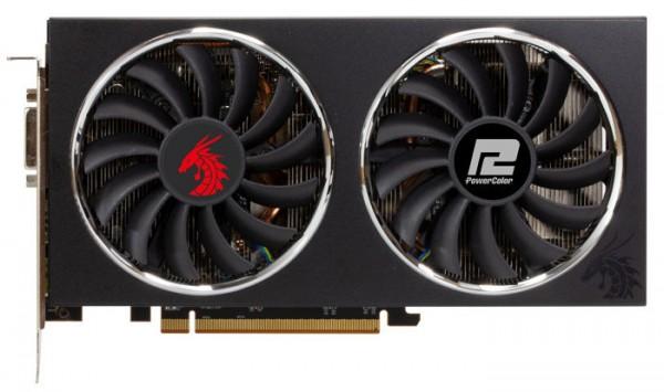 PowerColor Radeon RX 5500 XT Red Dragon