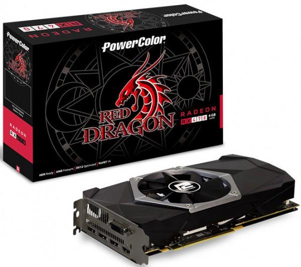 PowerColor Radeon RX 470 Red Dragon V2 4 GB