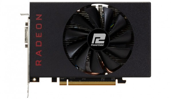 PowerColor Radeon RX 5500 XT 4 Гбайт