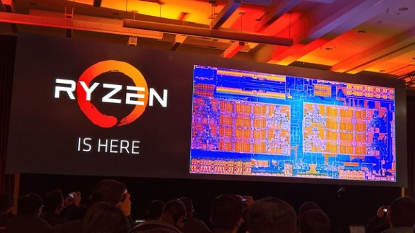 Ryzen 7-1800X, Ryzen 7-1700X, Ryzen 7-1700