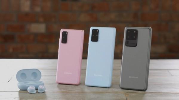 Samsung, Galaxy S20 Ultra, Galaxy S20, Galaxy S20+